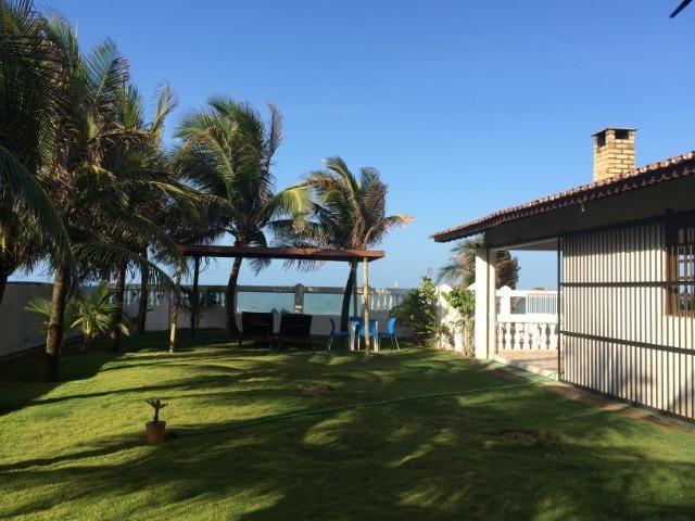 Casa Villa Branca frente mar no Cumbuco - Foto 19