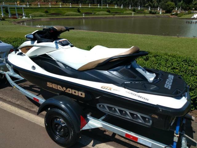 Sea doo GTX 260 limited edition - oportunidade - aceito veículo - Foto 2