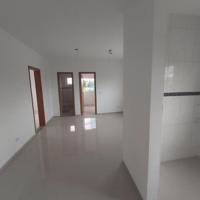 _/ Apartamento de 02 quartos,  sacada , vaga coberta . Fazendinha  - Foto 8