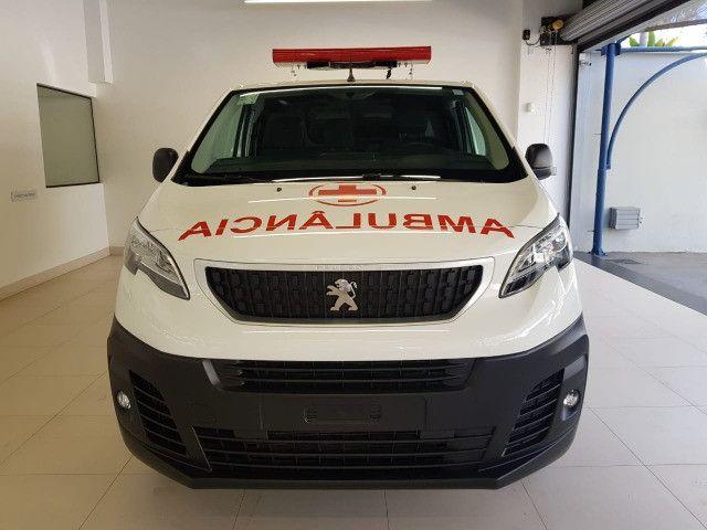 Ambulância Peugeot Expert - Foto 3