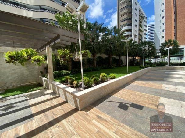 Apartamento à venda, 112 m² por R$ 1.090.000,00 - Meireles - Fortaleza/CE - Foto 4