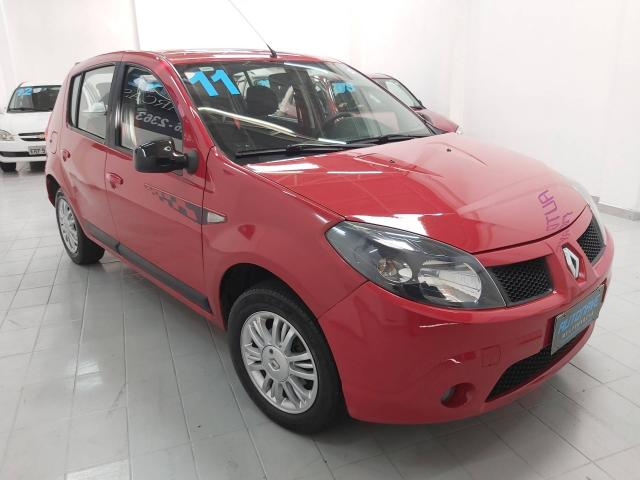 SANDERO 2011/2011 1.6 GT LINE LIMITED FLEX 4P MANUAL - Foto 5