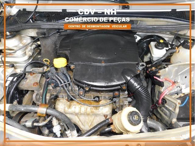 Sucata Renault Logan 1.6 106cv Flex 2013 (Somente Peças) - Foto 10