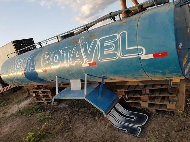 Tanque Pipa para caminhão 10.000 litros - Foto 6