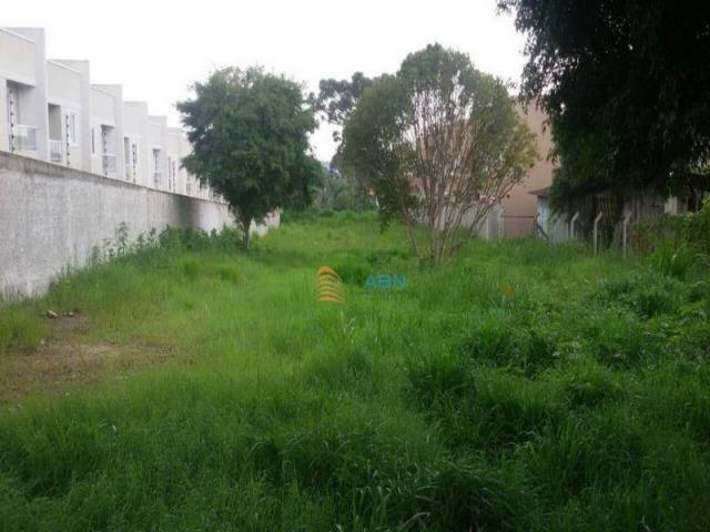Terreno à venda, 2572 m² por R$ 1.799.000,00 - Alto Boqueirão - Curitiba/PR - Foto 2