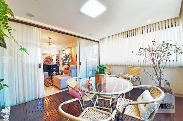 Apartamento à venda com 4 dormitórios em Liberdade, Belo horizonte cod:259681 - Foto 3