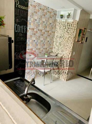 Casa de vila à venda com 3 dormitórios em Olaria, Rio de janeiro cod:PACV30037 - Foto 9