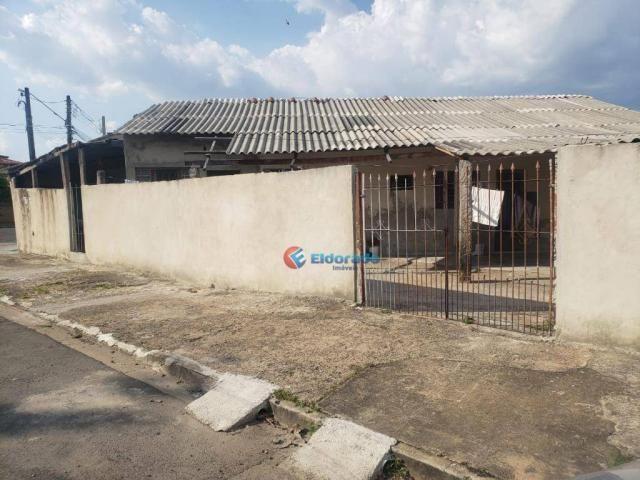 Casa com 2 dormitórios à venda, 75 m² por r$ 170.000,00 - jardim santa esmeralda - hortolâ - Foto 13