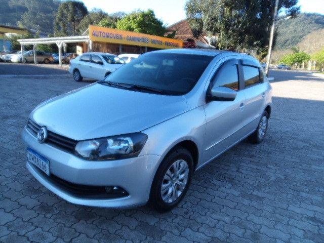 Volkswagen Novo Gol City 1.0 (Flex) 4p 2014