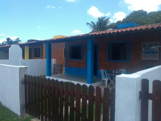 Aluga-se casa por temporada Ilha da Croa de frente a praia R$2,200,00 - Foto 15