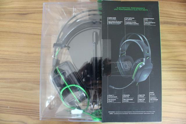 Headset Gamer Razer Electra V2 - Foto 2
