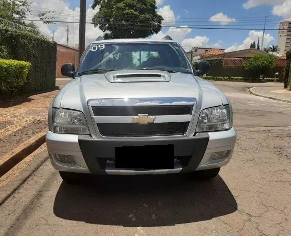 Chevrolet S10 S10 Executive 4x2 2.4 (Flex) (Cab Dupla)