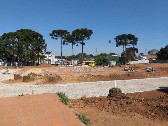 Terreno à venda, 127 m² por r$ 179.089,10 - pinheirinho - curitiba/pr - Foto 18