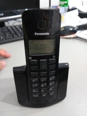 Telefone s/fio Panasonic - Foto 2