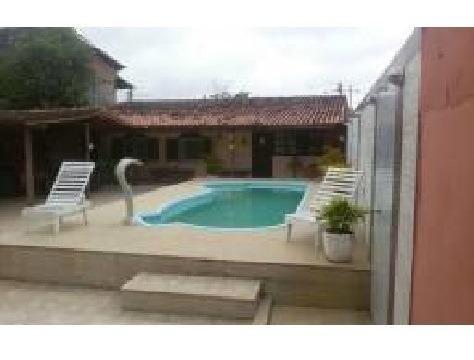 JCI - Casa 3 qts + Piscina + área gourmet + anexo, 480m², próx Terminal Itaipuaçu
