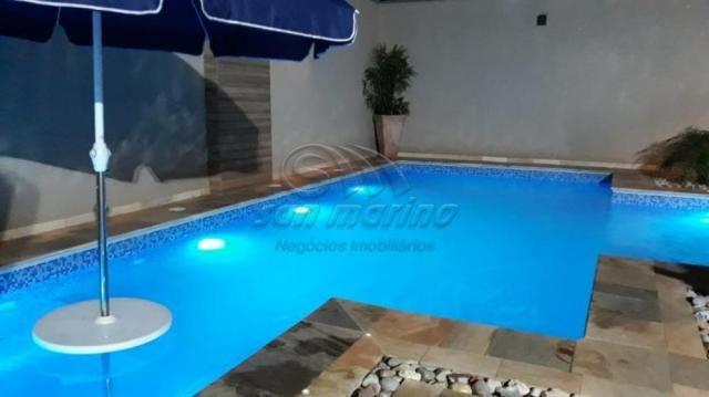 Casa à venda com 3 dormitórios em Jardim monterrey, Jaboticabal cod:V5007 - Foto 7