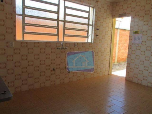 Casa residencial para locação, Jardim Itu Sabará, Porto Alegre. - Foto 10