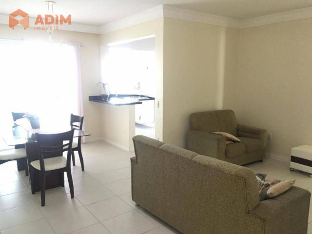 Apartamento com 3 dormitórios para alugar, 97 m² por R$ 3.228/mês - Pioneiros - Balneário  - Foto 4