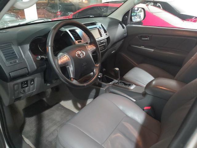 Toyota hilux SRV 4X4 Diesel 2020 pago - Foto 6