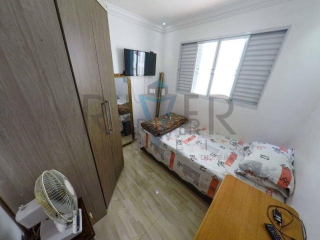 Aceita permuta. Casa térrea em Ferraz de Vasconcelos; 3 quartos (1 suíte); 3 vagas. - Foto 16