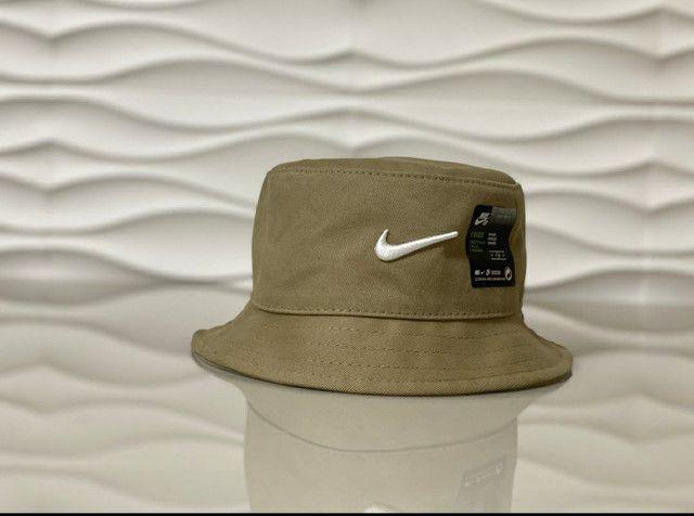 Chapéu Bucket hat, cata ovo, chapéu de pescador, chapéu balde, chapéu do seu madruga. - Foto 3