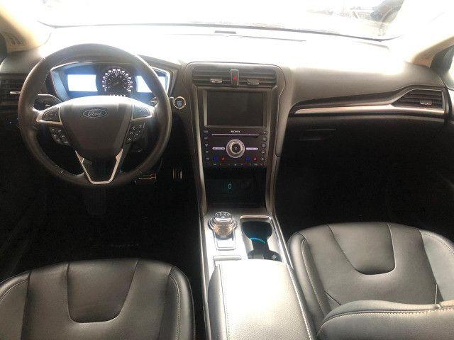 Ford Fusion 2018 Titanium FWD 2.0 - 40mil km - Foto 8