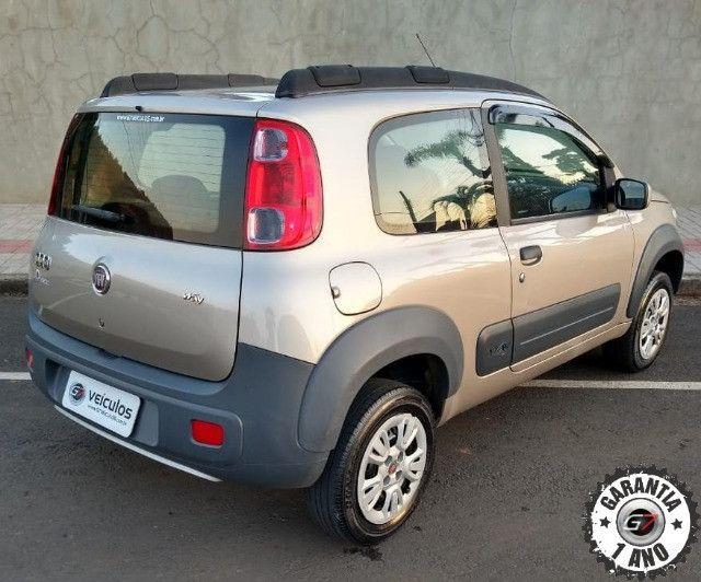 Fiat/ Uno Evo Way flex 2p - Foto 7