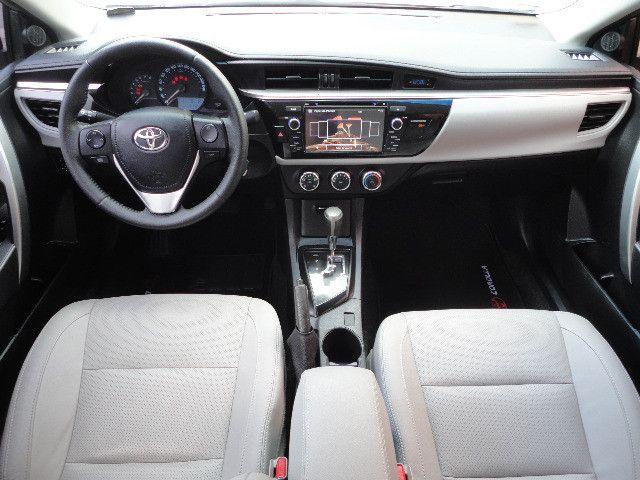 Toyota Corolla Upper 2017 Como Novo - Foto 8