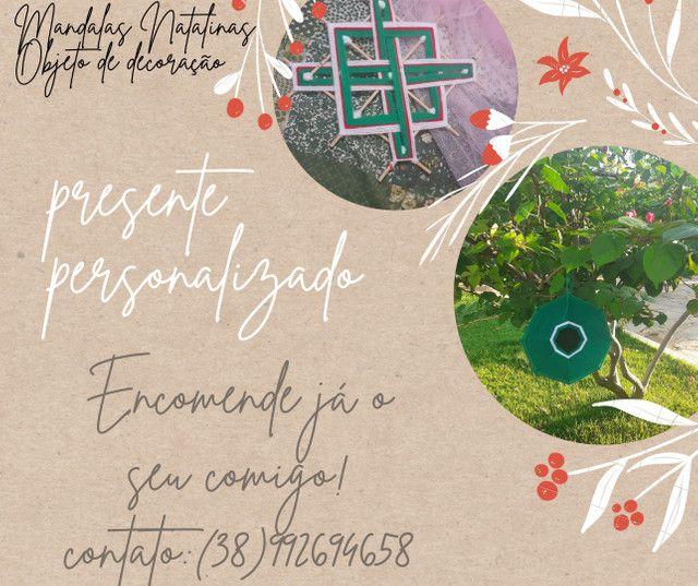 Para um natal com boa energias (Decoração) - Foto 3