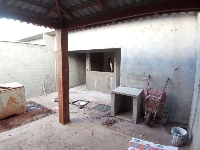 Casa em construção/ Setor Alice Barbosa/Em obra! - Foto 7