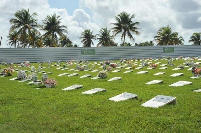 Jazigo no cemitério Vale da Saudade - Foto 6
