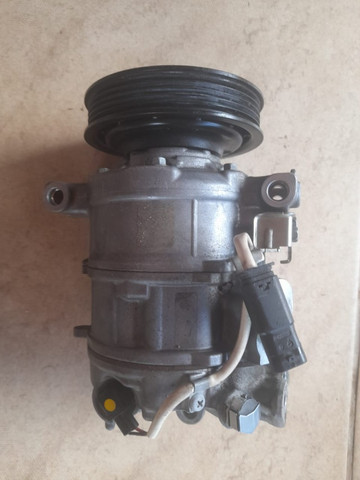 Compressor mercedes benz cla 200 denso 2014 2015 2016 2017 - Foto 2