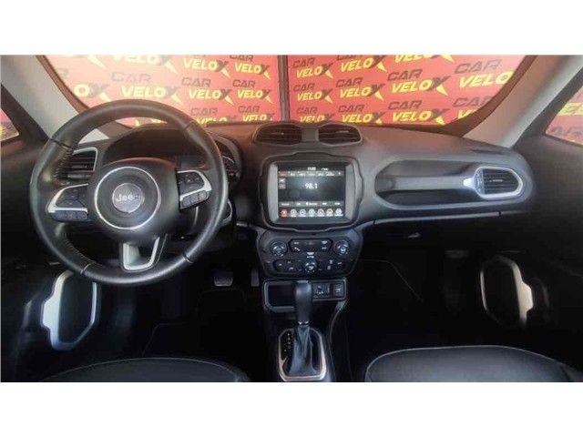 Jeep Renegade 2019 1.8 16v flex longitude 4p automático - Foto 10