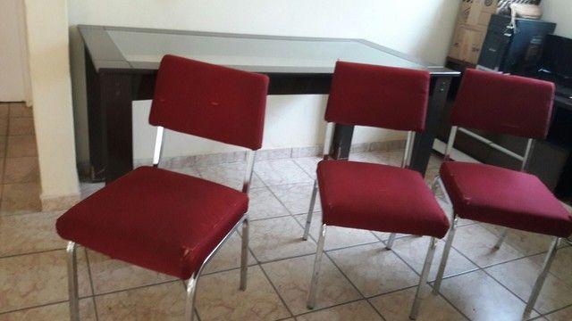 Mesa de 6 cadeiras - Foto 3