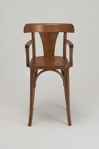Cadeira Infantil de madeira Tauari