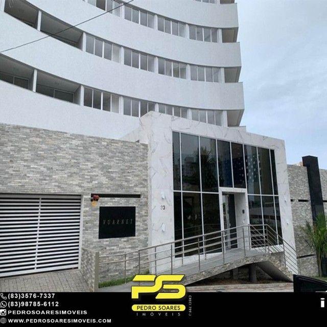 Apartamento com 2 dormitórios à venda, 64 m² por R$ 375.000 - Miramar - João Pessoa/PB