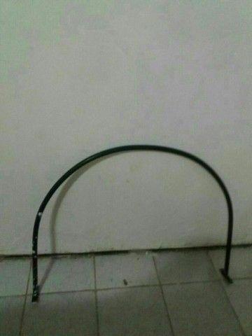Vendo esse arco para provedor de roupa  - Foto 2