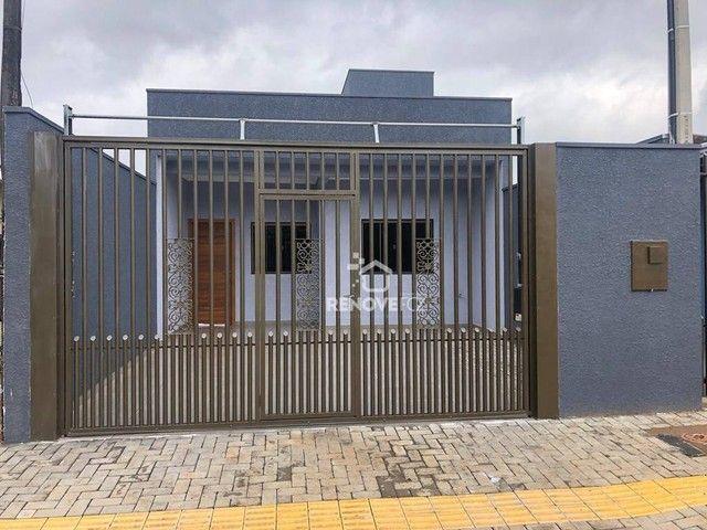 Casa com 2 dormitório à venda, 85 m² por R$ 320.000 - Jardim Ipê II - Foz do Iguaçu/PR