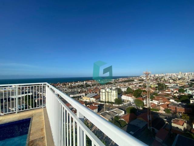 Apartamento Jacarecanga, com 2 dormitórios à venda, 53 m² por R$ 341.000 - Fortaleza/CE - Foto 11