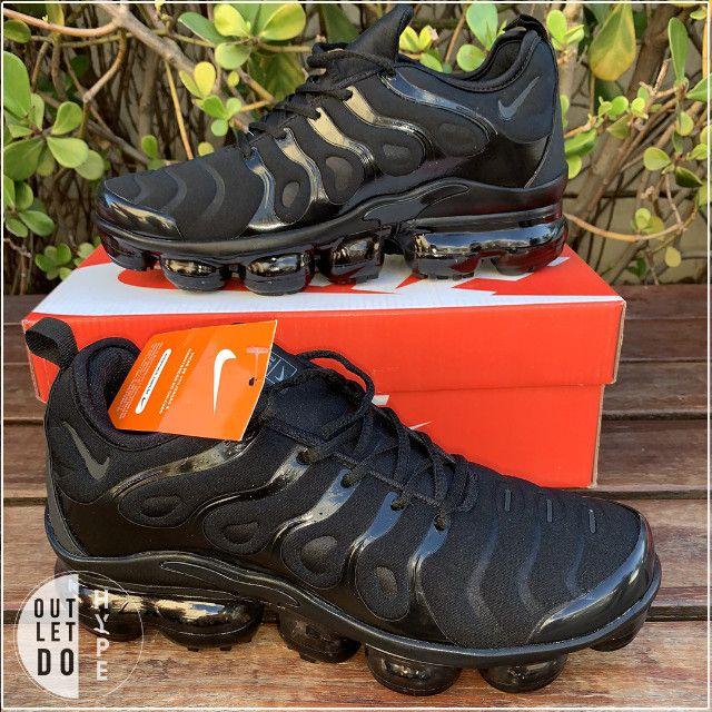 Nike Vapormax Plus Preto - Foto 2