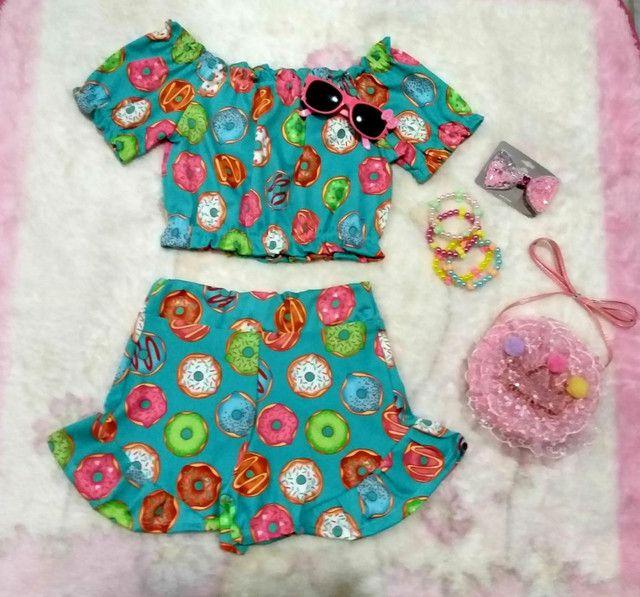 Bakaninha moda infantil - Foto 6