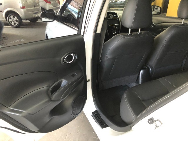 Nissan Versa 1.6 SL 2020 Automático   - Foto 12