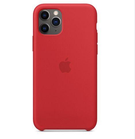 Case / Capinha de Silicone iPhone 11 Pro (Aceito cartão) - Foto 2