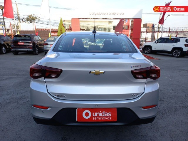 Chevrolet Onix LTZ Plus 1.0 Turbo Flex Automático 2020 - Foto 5