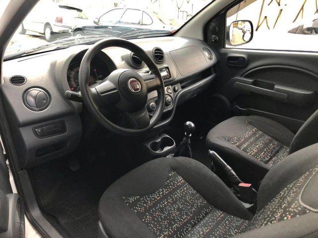 Fiat Fiorino 1.4 Furgão Hard Working Ano 2018 - Foto 11