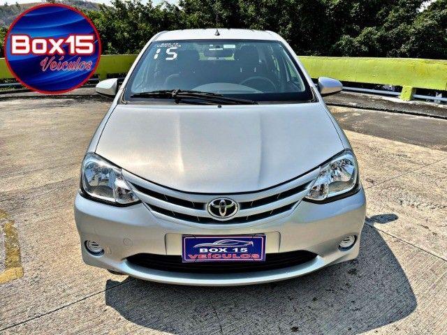 Toyota Etios sedan x1.5 única dona !!! - Foto 3