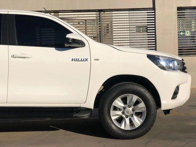 Toyota Hilux Hilux 2.8 TDI STD CD 4x4 - Foto 7