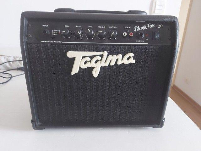 Amplificador Tagima Blackfox