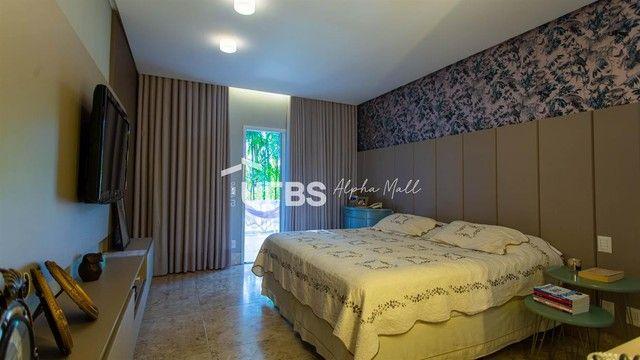 Casa de condomínio para venda tem 400 metros quadrados com 4 quartos em Jardins Paris - Go - Foto 19