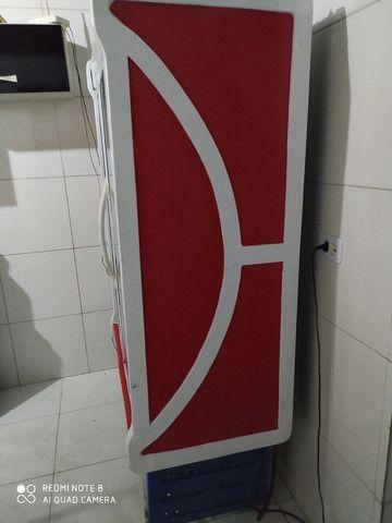Freezer de duas porta